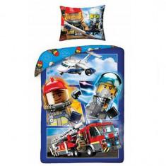 Lenjerie de pat LEGO City LEG-822