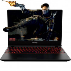 Laptop Lenovo Legion Y7000 15.6 inch FHD Intel Core i7-9750HF 8GB DDR4 512GB SSD nVidia GeForce GTX 1650 4GB Black