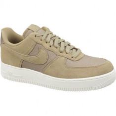 Pantofi Barbati Nike Air Force 1 07 AO2409200, 44, 45.5, Bej