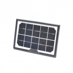 Panou solar portabil de 5V - 1.8W putere cu intrare USB - CL518WP