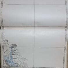 harta Purcari, Gradenica, Jasska, 1928