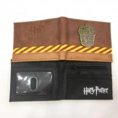 Portofel HARRY POTTER cu Emblema 3D Gryffindor