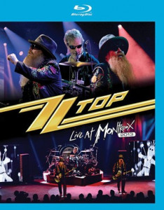 ZZ TOP Live At Montreux 2013 (bluray)