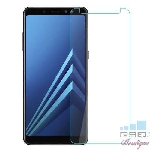 Geam Protectie Display Samsung Galaxy A8 A530 2018 Arc Edge