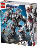 LEGO SUPER HEROES SPĂRGĂTOR DE MAȘINI DE RĂZBOI 76124