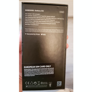Samsung S10 Prism Green, Sigilat Dual-Sim 128Gb
