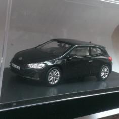 Macheta VW Scirocco Mk3 Facelift 2015 - Norev 1/43 Negru Volkswagen