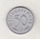 Bnk mnd Germania 50 reichspfennig 1940 A, Europa