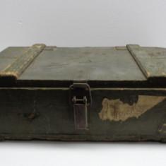 lada militara de munitie