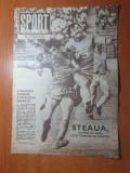 sport aprilie 1989-steaua bucuresti din nou in finala CCE, 5-1 cu galatasaray