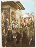 bnk cp Obiceiuri populare - Sarbatori de iarna - necirculata - marca fixa