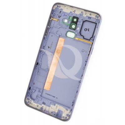 Capac baterie, samsung galaxy j8 (2018) lavender gray foto