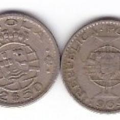 Angola 1969 - 2.5 escudos, circulata