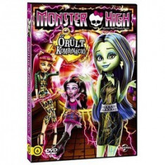 DVD Combinatie nebuna - Monster High