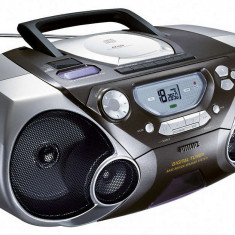 Radio casetofon cd philips az1060