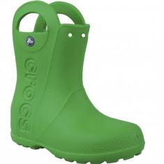 Cumpara ieftin Cizme de cauciuc Crocs Handle It Rain Boot Kids 12803-3E8 pentru Copii