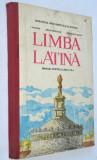 Manual pentru clasa a IX -a Limba Latina 1991