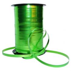 Snur rafie verde pentru legarea baloanelor