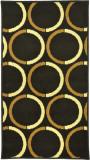 Cumpara ieftin Covor Modern & Geometric Romulus, Maro, 100x150, Dreptunghi, Polipropilena, Living, Decorino