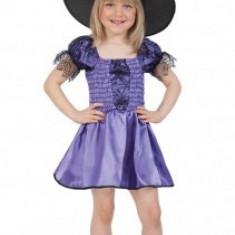 Costum Copii pentru serbare Vrajitoarea Buna Hexlein 116 cm