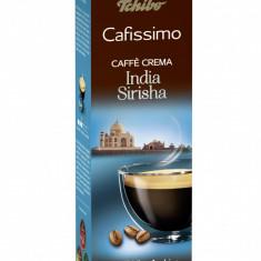 Capsule cafea Tchibo Cafissimo Caffe Crema India Sirisha 10 buc