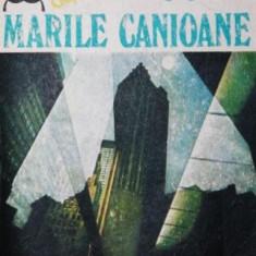 MARILE CANIOANE - DAN GRIGORESCU