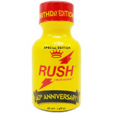 Cumpara ieftin RUSH BIRTHDAY EDITION XXXL 40ml ANNIVERSARY Poppers SPECIAL!!! aroma camera
