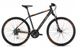 Bicicleta Focus Crater Lake EVO 24G DI 28 seablue 2018