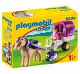 Playmobil 1.2.3, Trasura cal