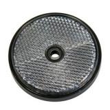 Catadioptru reflectorizant rotund alb BestAutoVest 60mm , 1 buc. Kft Auto