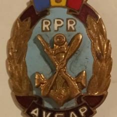 Insigna RPR - AVSAP