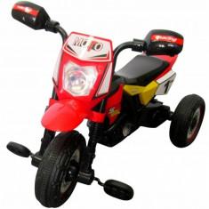 Tricicleta tip motocicleta R-Sport M5 - Rosu