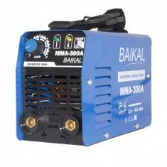 Invertor sudura Baikal, 300 A, MMA, electrozi 1.6 - 4 mm, IP 21