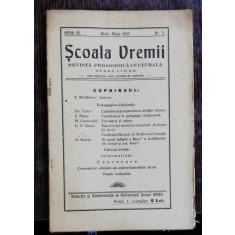 REVISTA SCOALA VREMII NR 5 -MAI 1932