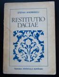 Ștefan Andreescu - Restitutio Daciae (Relațiile politice dintre Țara Românească