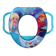 Reductor toaleta pentru copii Frozen, 28 x 35 cm