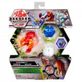 Set Bakugan Armored Alliance, Tetorous Ultra, Barbetra, Nillious 20124819