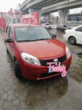 Sandero, GPL, Hatchback
