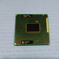 PROCESOR CPU laptop intel i5 2430M ivybridge- sandybridge SR04W gen 2 la 3000Mhz