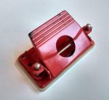 perforator vechi de colectie, capsator confeti comunism kin Cehoslovacia