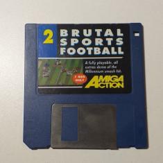 Joc AMIGA Brutal Sports Football - DEMO - G
