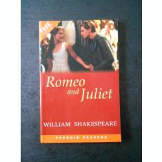 WILLIAM SHAKESPEARE - ROMEO AND JULIET (2002, limba engleza)