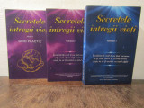 SECRETELE INTREGII VIETI , INVATATURILE CARE TI - AU FOST ASCUNSE , 3 VOLUME   arhiva Okazii.ro