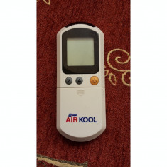 Telecomanda aer conditionat AIRKOOL, ORIGINALA, AC !!!
