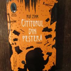 Cititorul din pestera Ed.2017 - Rui Zink, Humanitas