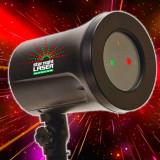 Proiector Laser Showe pentru gradina