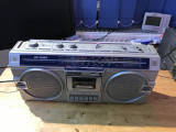 RADIO CASETOFON BOOM BEAT VECHI SHARP GF-5454