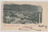 Busteni ,  Salutari din Romania , Busteni , Vedere Generala, Circulata, Printata
