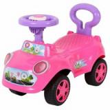 Premergator model masinuta roz, 1-3 ani, Plastic