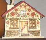 Căsuță artizanat - pusculita